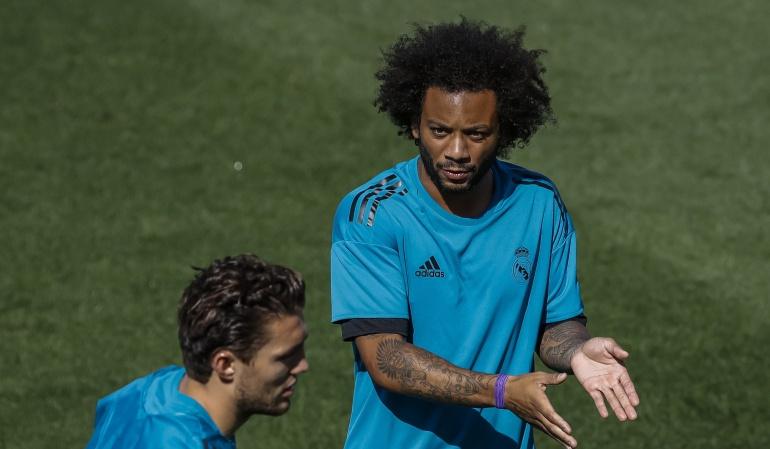 Marcelo Real Madrid: Marcelo es sancionado con dos fechas tras expulsión con Levante