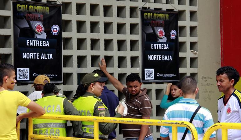 Boletería Colombia Paraguay Tu Boleta: Tu Boleta comercializará la boletería de la Selección Colombia