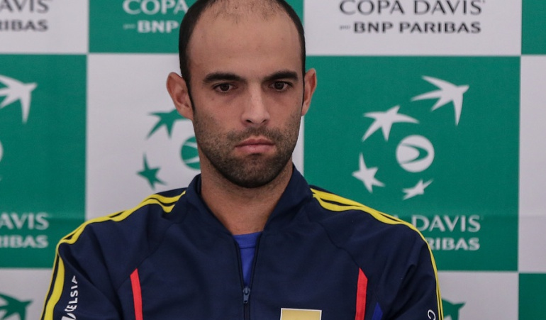 Juan Sebastián Cabal Copa Davis: Nos hemos preparado muy duro para la altura: Juan Sebastián Cabal
