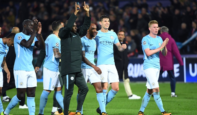 Manchester City Champions League: Manchester City se estrenó con goleada en la Liga de Campeones