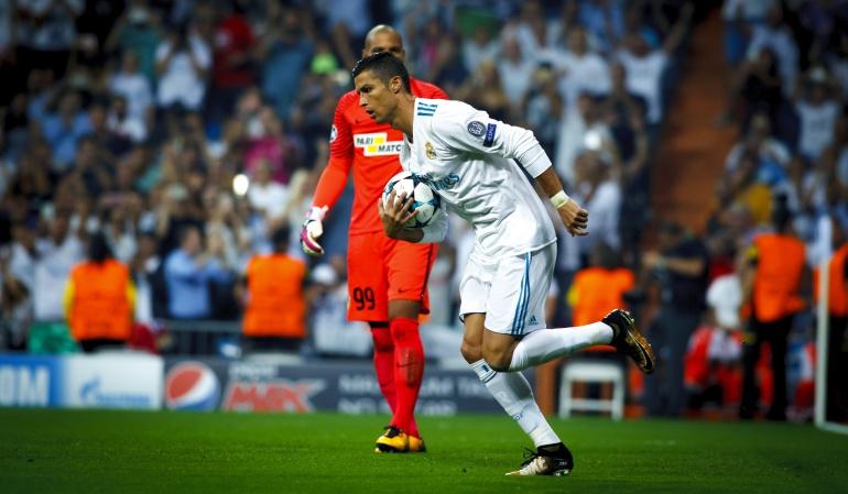 Real Madrid: Un Cristiano hambriento lidera la victoria del Real Madrid en Liga de Campeones