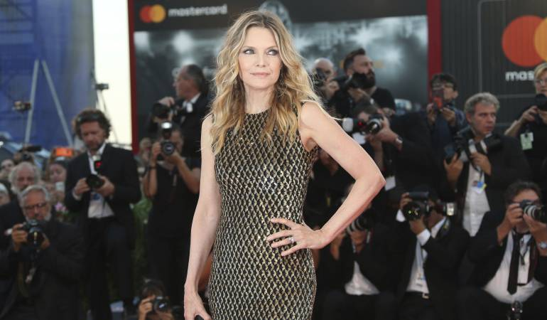 "Michelle Pfeiffer ""mother!"": Michelle Pfeiffer regresa a la pantalla con ""mother!"""