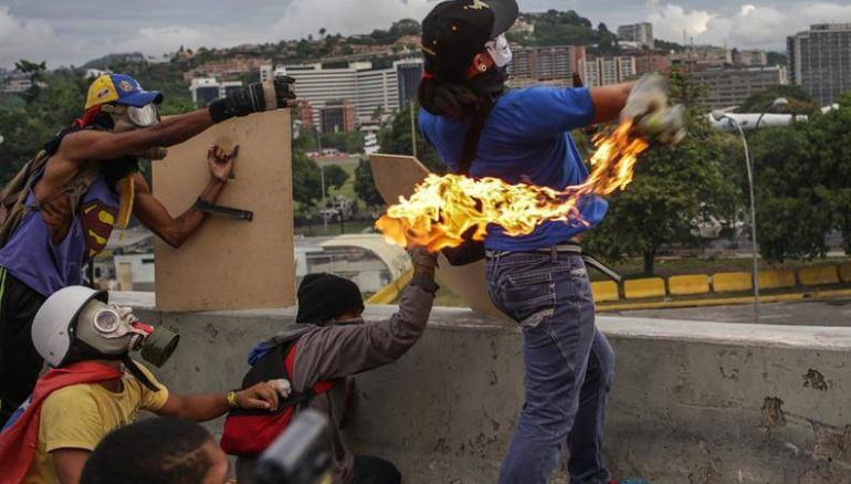 OEA realiza audiencia sobre crímenes de lesa humanidad en Venezuela