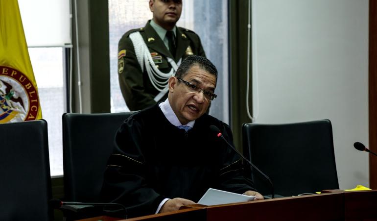 Corte Suprema pide renuncia de magistrado Gustavo Malo