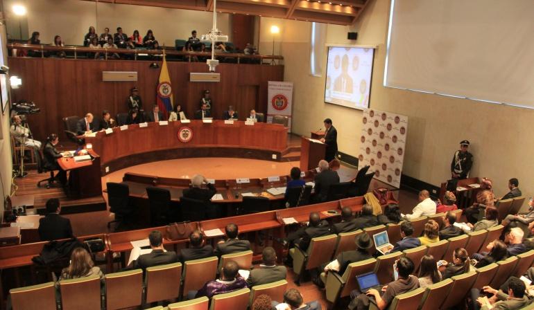 Corte Suprema abrió investigación a Andrade, Ashton y Ramos por corrupción