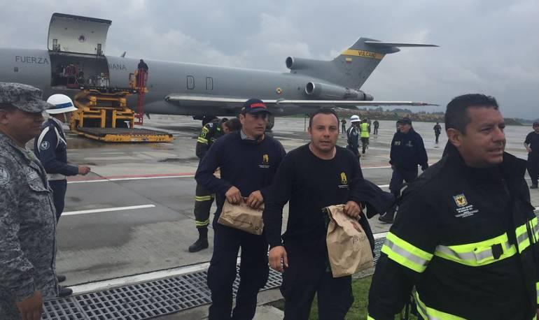 Huracán Irma Fuerza Aérea: Despegó segundo avión para traer colombianos afectados por huracán Irma
