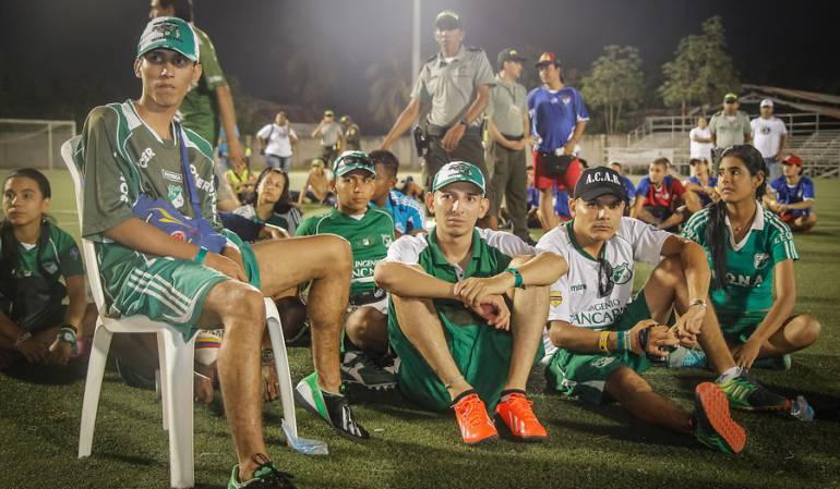 barras de futbol en Colombia: Se han carnetizado más de 110.000 hinchas de barras de fútbol en Colombia