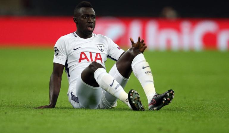 Dávinson Sánchez Tottenham luchar cualquiera: El Tottenham tiene la capacidad de luchar con cualquiera: Davinson Sánchez