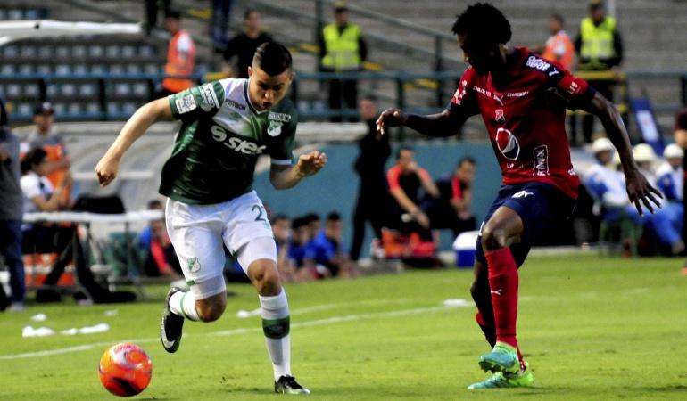Medellín Cali semifinal Copa Sudamericana: Medellín y Cali empiezan la lucha por un cupo a la final de la Copa Colombia