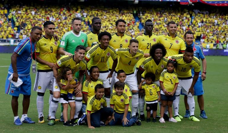 Ráking FIFA selección Colombia: Colombia pierde dos puestos en el ránking FIFA