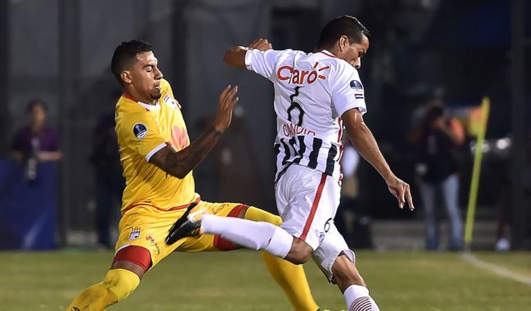 Santa Fe Libertad Copa Sudamericana: Santa Fe define su continuidad en la Sudamericana ante Libertad