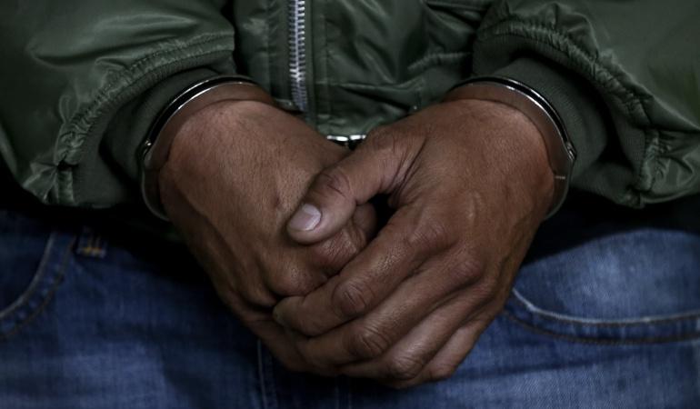 Captura de cabecilla del Eln: El Ejército capturó a alias Steven, cabecilla del Eln que delinquía en Antioquia