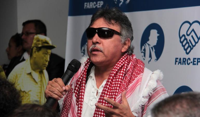 No tenemos ninguna información de 'Rodrigo Cadete': Farc