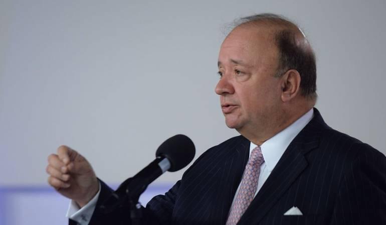 Luis Carlos Villegas Secretario de Defensa de EE.UU: Ministro Luis Carlos Villegas se reunirá con Secretario de Defensa de EE.UU