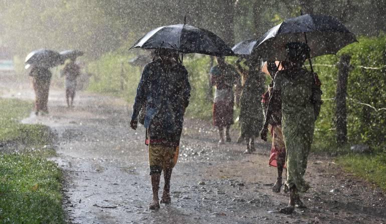 meteorologías Colombia: Entidades meteorologías alertan sobre segunda temporada de lluvias en Colombia