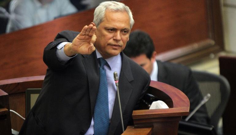 ANDRADE CONSERVADORES: Conservadores definen si Andrade continúa o no en la presidencia del partido