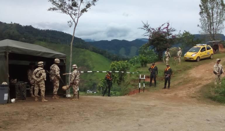 Farc Caquetá: Asesinan a huilense ex combatiente de las Farc en Caquetá