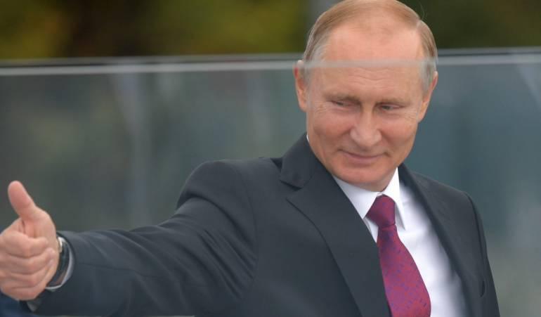 Putin visitará america latina: Morales confirma la presencia de Putin en encuentro sobre el gas en Bolivia