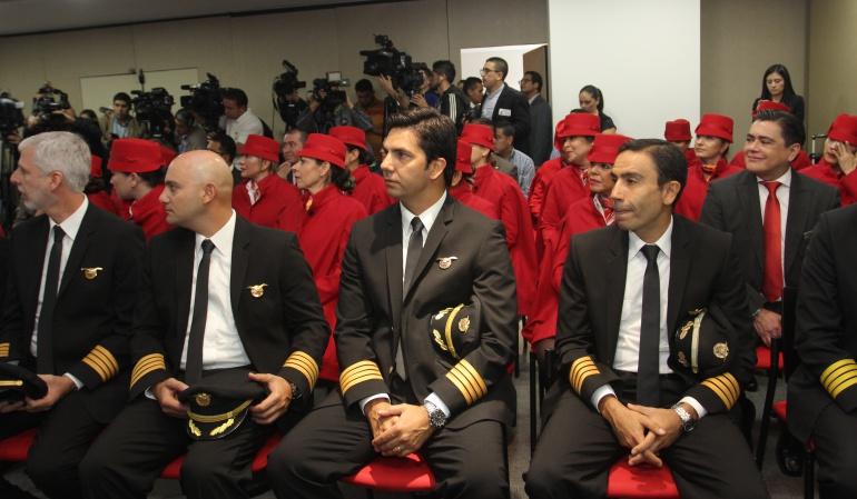 Pilotos de aerolínea Avianca se van a paro desde la próxima semana