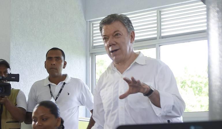 Presidente Santos intervendrá en la Asamblea General de las Naciones Unidas