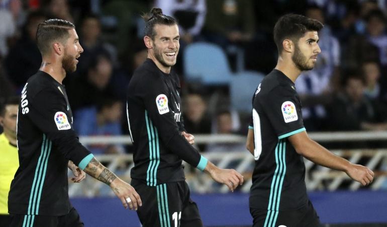 Real Madrid: Mayoral y Bale enderezan el rumbo del Real Madrid