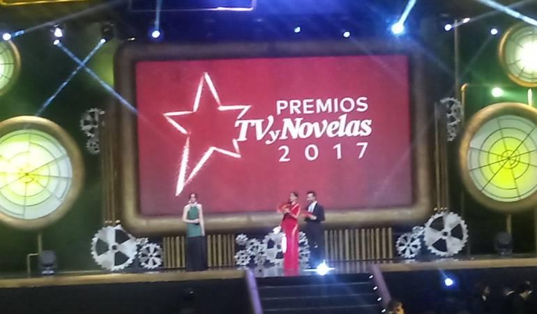 Premios TVyNovelas 2017: Tv y Novelas premia a lo mejor de la farándula colombiana