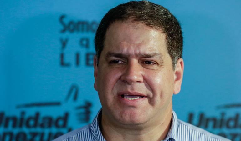 Crisis en Venezuela, Leopoldo participó de las negociaciones con Maduro: Negociador opositor niega que Leopoldo López haya ido a citas con el Gobierno