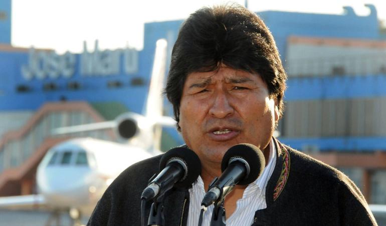 """Morales participará en evento por la paz """"Todos somos Venezuela"""" en Caracas"""