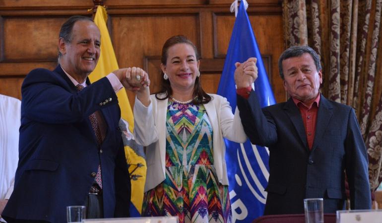 Para Colombia el narcotráfico es un tema de seguridad nacional: Santos