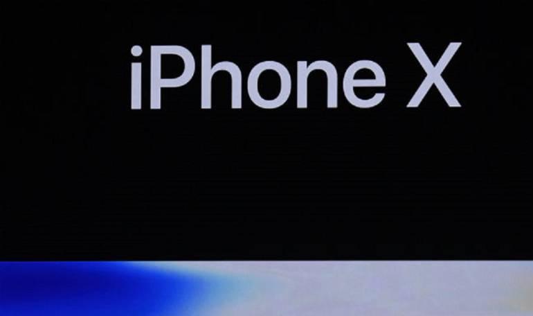 iPhone X Apple: El iPhone X ya tiene fecha de lanzamiento