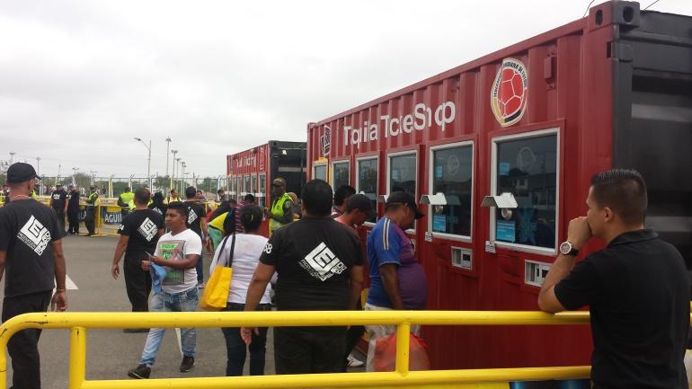 Paraguay: Así será la venta de boletas para el partido Colombia