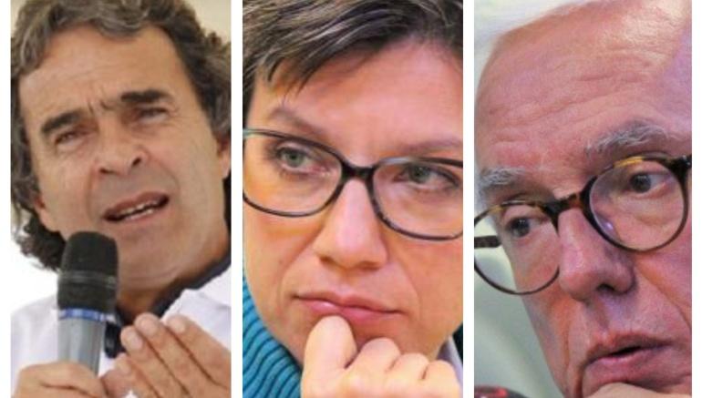 Coalición Colombia, la alianza entre Sergio Fajardo, Claudia López y Jorge Robledo