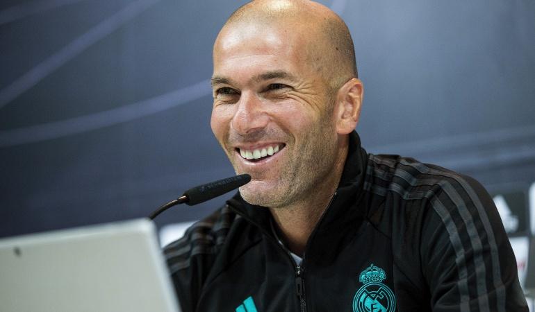 Real Madrid Zidane silbidos: No hay ningún jugador que en su vida no haya sido silbado en el Bernabéu: Zidane