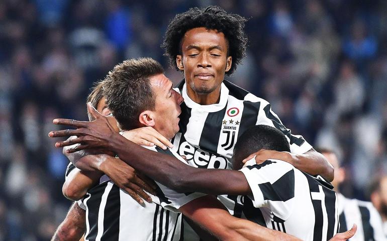 Juan Guillermo Cuadrado Juventus: Cuadrado se destaca en el triunfo de la Juventus sobre Fiorentina