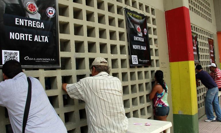 boletas Colombia Paraguay: Este jueves se reanuda la venta de ...