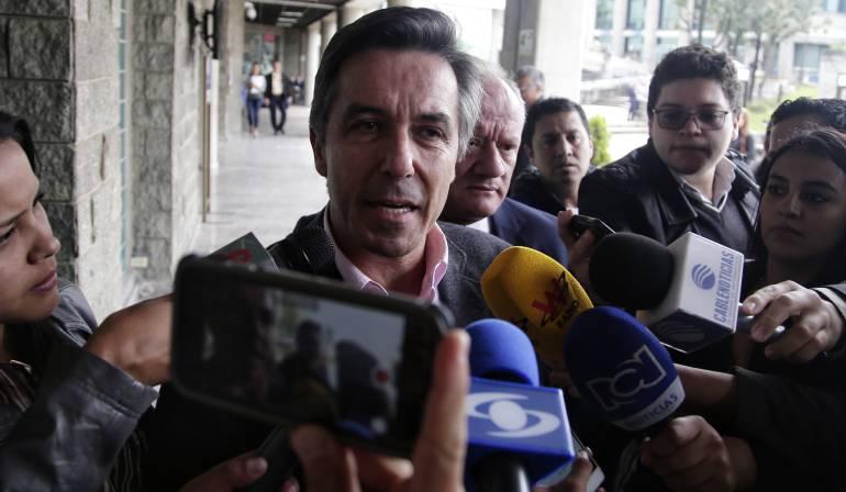 Dumar ratificó que dio dinero de Odebrecht a 'Noño' Elías