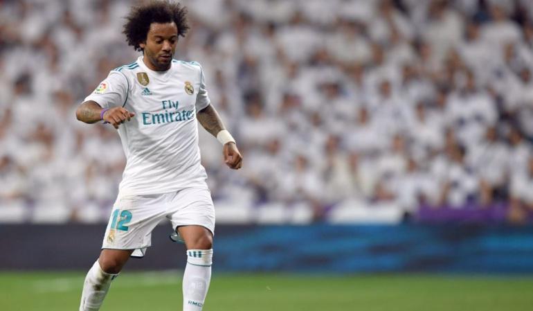 Marcelo lesión Real Madrid: Marcelo sufre rotura de fibras grado 2 en el bíceps izquierdo y estará al menos un mes fuera