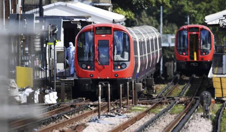 Londres La Policía: La Policía imputa a un joven de 18 años por el atentado en Londres