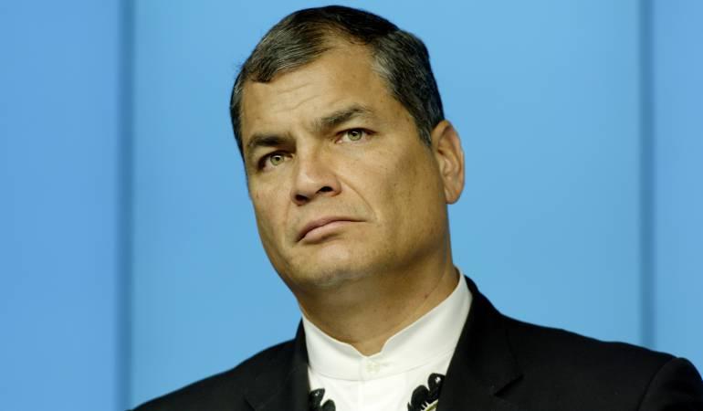 Correa apuesta por una Constituyente para afrontar a Moreno