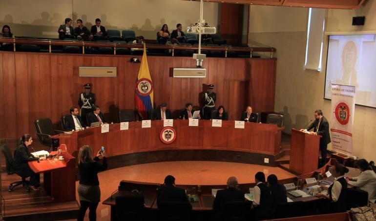 Los magistrados que integrarán la Justicia Especial para la Paz