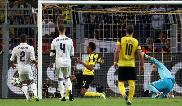 Real Madrid buscará su primera victoria ante el Borussia en Alemania
