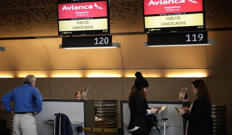 Avianca reabre venta de tiquetes nacionales e internacionales