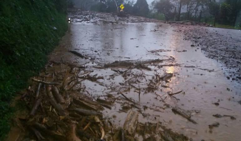 segunda temporada de lluvias: Ocho departamentos del país en máxima alerta por fuertes lluvias