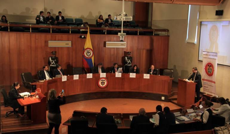 Definidos los magistrados para la Jurisdicción Especial de Paz