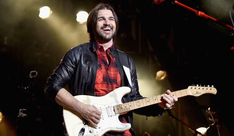 GRAMMY LATINO: Juanes dice que candidaturas a Grammy Latino honran un álbum con mucho arte