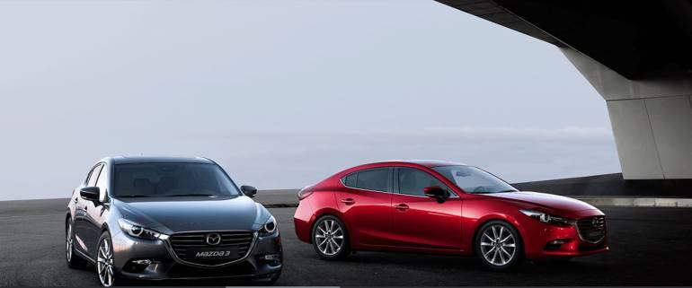 En Mazda hay vehículos líderes en todos los segmentos del mercado automotriz