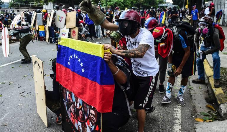 Oposición venezolana R. Dominicana: Oposición venezolana no irá mañana a encuentro con Gobierno en R. Dominicana