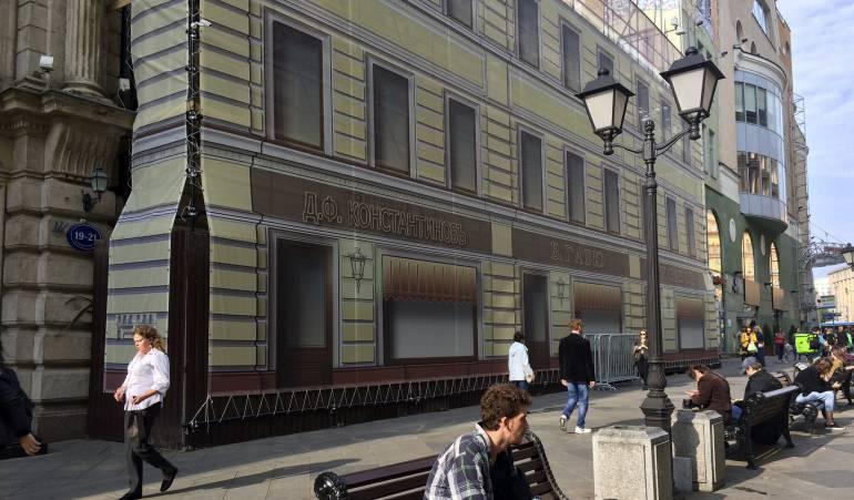 """Moscú, estalinismo, cultura, historia: Tienda en Moscú busca """"perfumar"""" la memoria de las víctimas del estalinismo"""