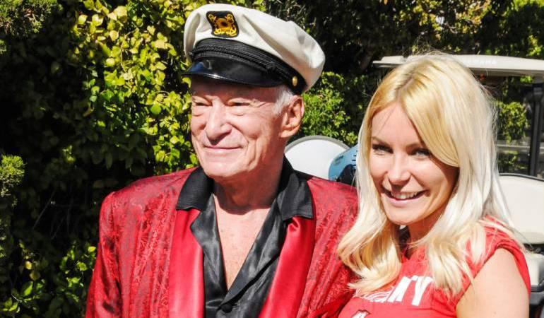 Murió el fundador de Playboy, Hugh Hefner