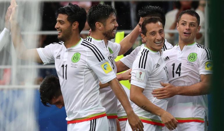 Bélgica Polonia México: Bélgica y Polonia, juegos amistosos de México como preparación para Rusia